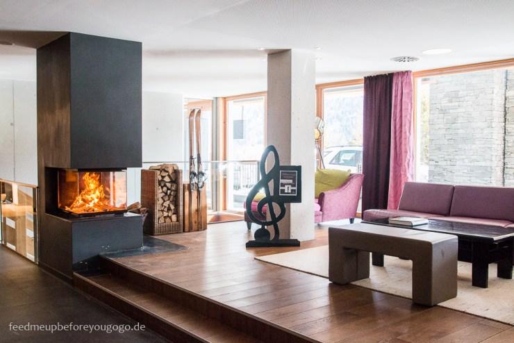 Das Kronthaler Hotel Kamin Achenkirch Tirol