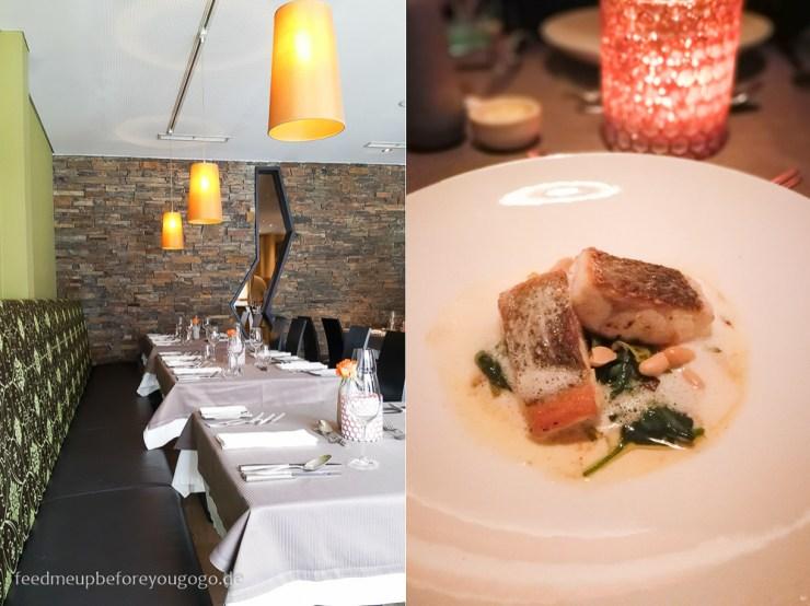 Das Kronthaler Hotel Restaurant Dinner Achenkirch Tirol
