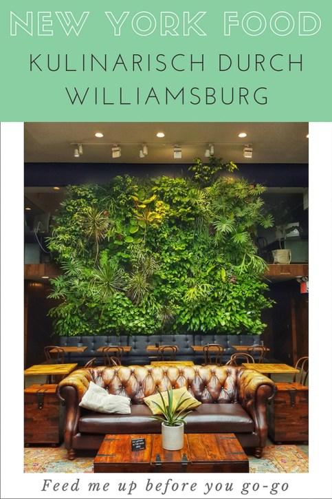 Kulinarisch durch Williamsburg - Tipps für Brooklyn New York