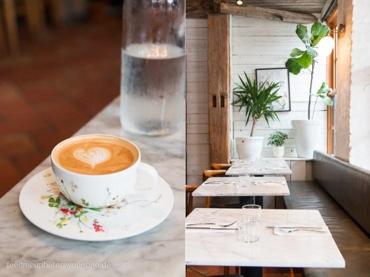 Kaffee Sunday in Brooklyn Café Williamsburg Brooklyn New York