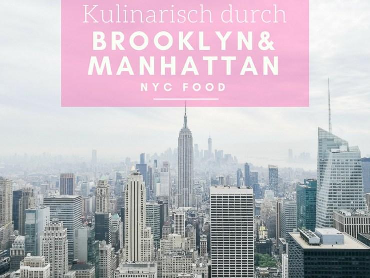 Kulinarische Tipps Brooklyn Manhattan New York