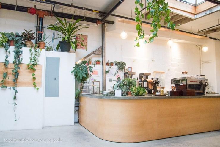 Sey Coffee Coffeeshop Bushwick Brooklyn New York