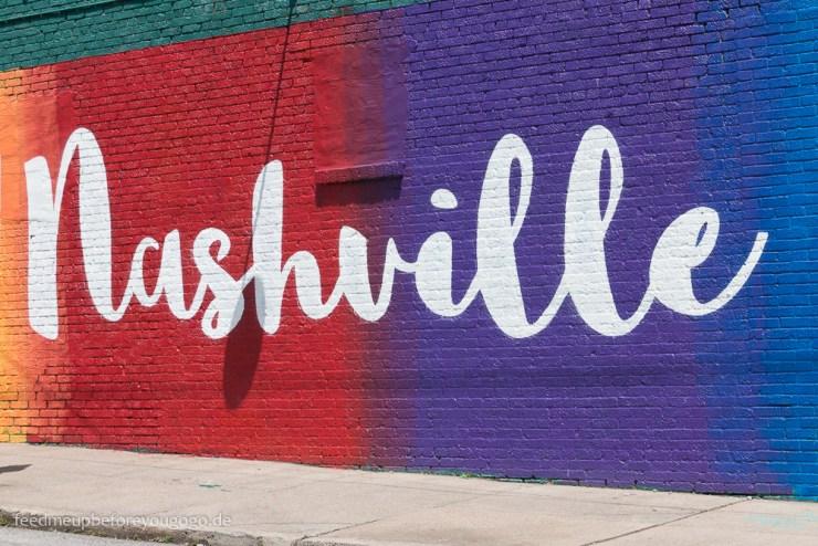 Nashville 12 South Mural Reisetipps