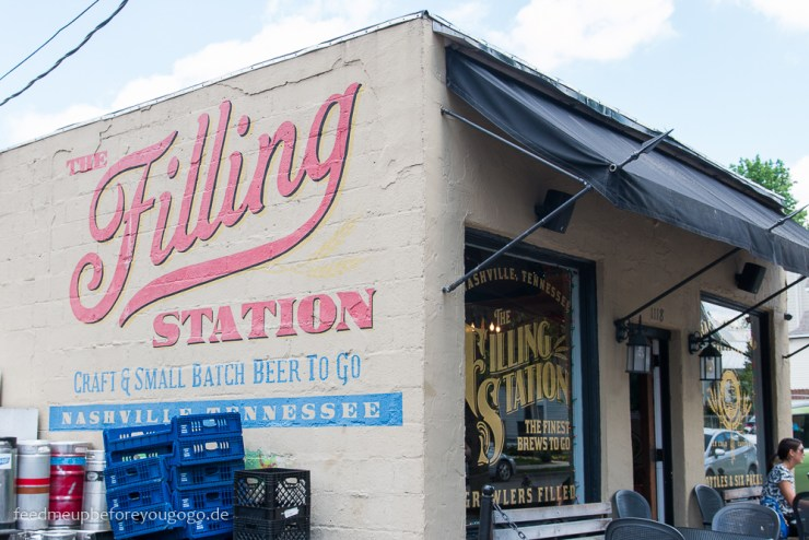 The Filling Station Craft Beer 12 South Nashville kulinarische Tipps