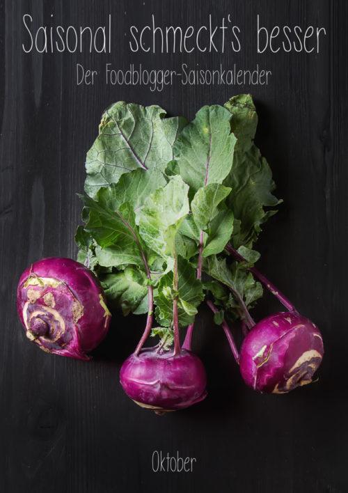 Rezepte Saisonkalender Oktober