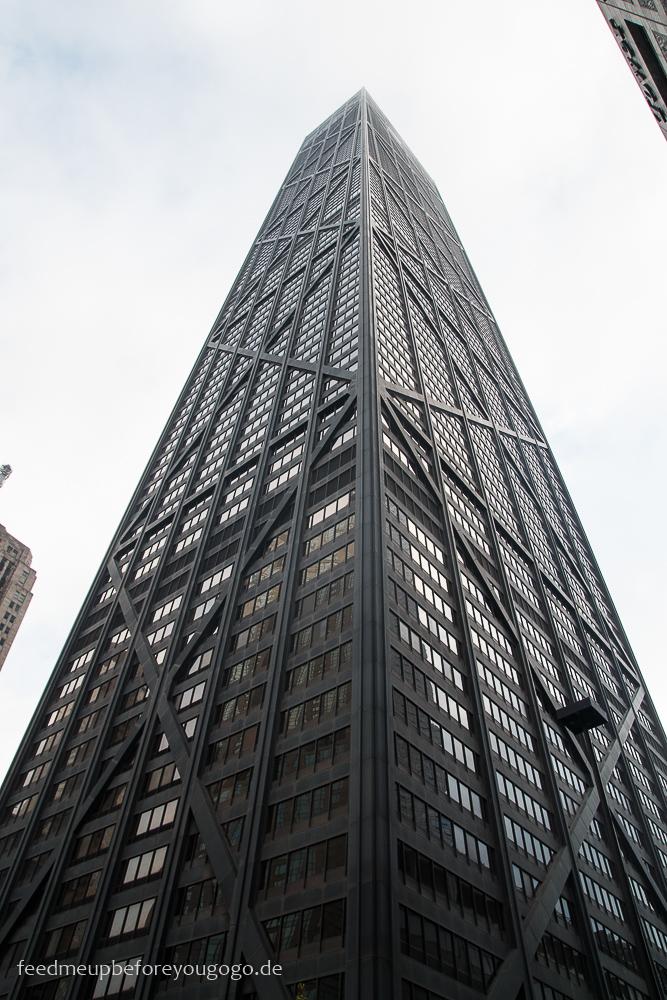 Chicago John Hancock Building 360 Chicago Downtown