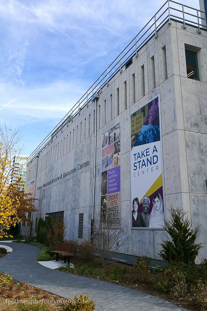 Illinois Holocaust Museum and Education Center Skokie