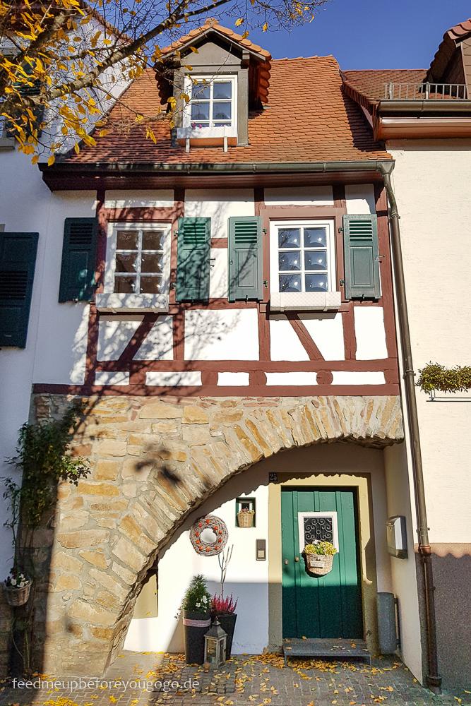 Reisetipps Karlsruhe Durlach Fachwerkhaus