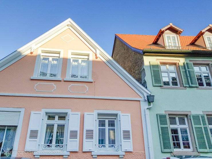 Reisetipps Karlsruhe Durlach Hausfassaden