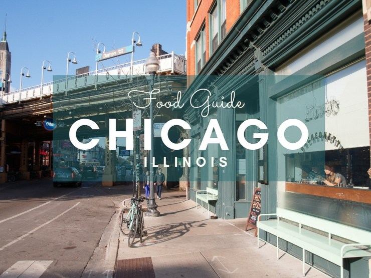 Chicago kulinarische Tipps Food Guide