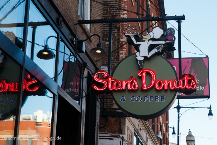 Stan's Donuts Chicago kulinarische Tipps Food Guide