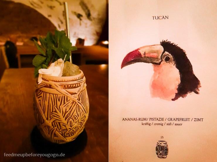 The Door Bar Tiki-Cocktail Karlsruhe kulinarische Tipps