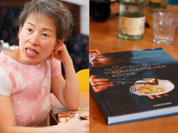Kim Thúy Das Geheimnis der vietnamesischen Küche Kunstmann Verlag