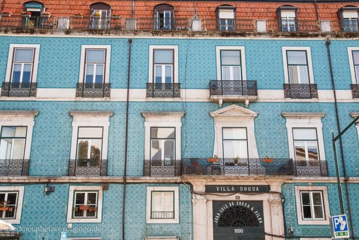 Villa Sousa Lissabon kulinarische Tipps