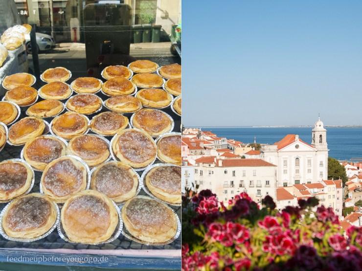 Lissabon kulinarische Tipps Pasteis de Nata