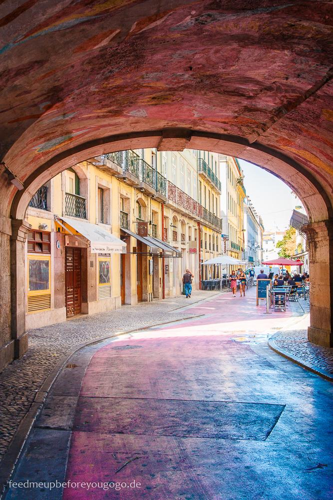 Pink Street Lissabon kulinarische Tipps