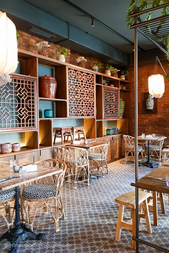 Saigon Deli München vietnamesisches Restaurant
