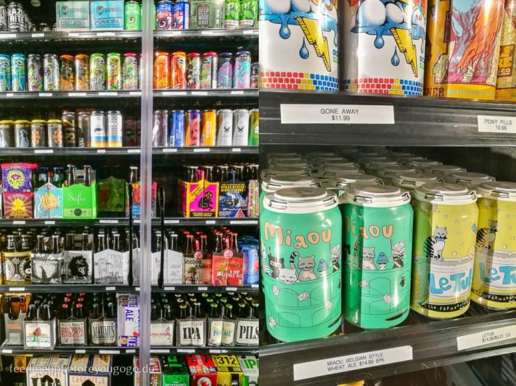 Evans St. Liquor Store Craft Beer in Chicago