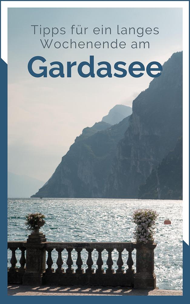 Reisetipps für den Gardasee - Riva del Garda und Torbole