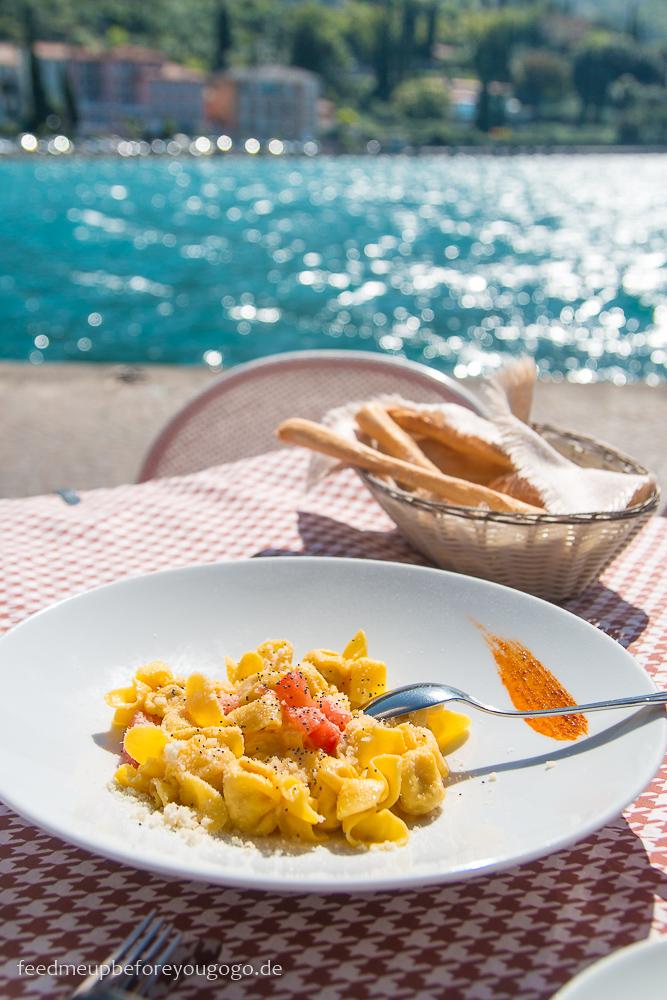 Reisetipps für den Gardasee: Restauranttipp Torbole Casa Beust
