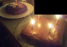 My Mum and my good friend both made me a birthday cake using this same recipe.