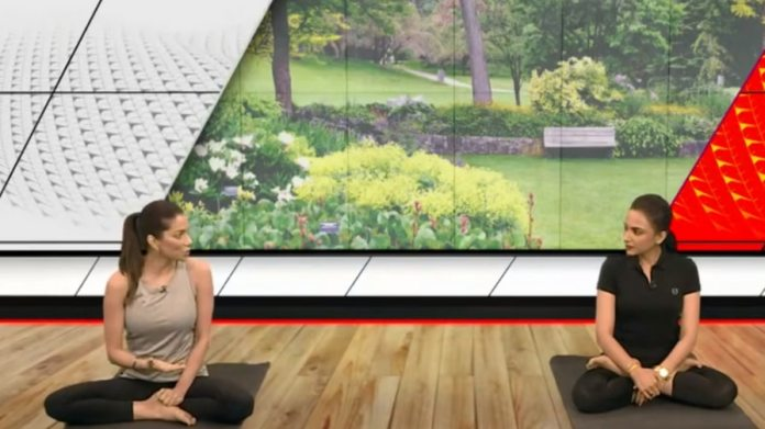 Know how to overcome the problem of Coronasomnia with yoga?