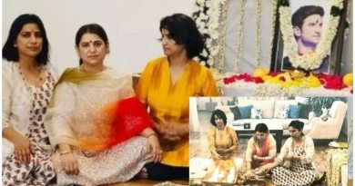 Sushant Singh Rajput's Sister Meetu Singh Emotional Post On SSR Death Anniversary