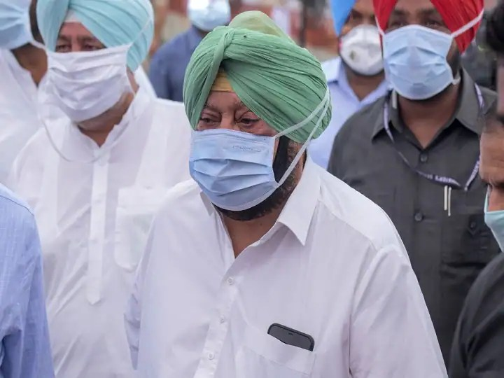 Amarinder Singh's Exit Was Scripted The Day Sidhu Joined Congress: BJP On Congress' Punjab Turmoil