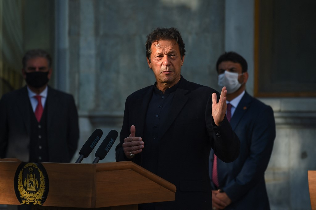 Imran Khan Approves Appointment Of New ISI Chief Ending 20-Day Standoff With Pakistan Army