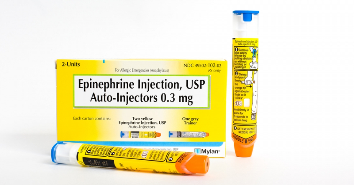 First Generic EpiPen Approved   RxWiki