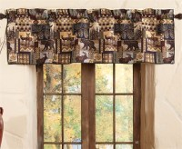 Deer Curtains Shop - Everything Log Homes