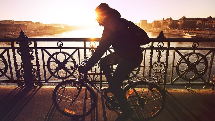 The 5 Benefits Of Cycling To Where Ever You Need To Go