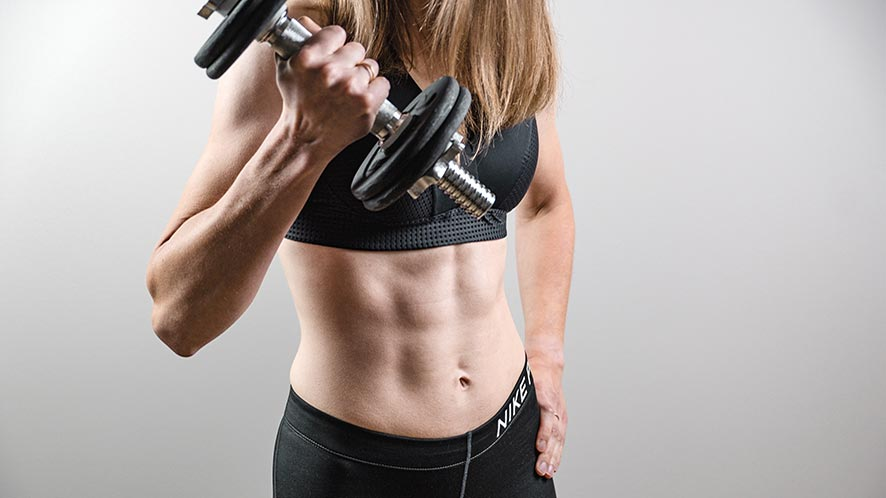 4 Best Dumbbell Exercises for Abs