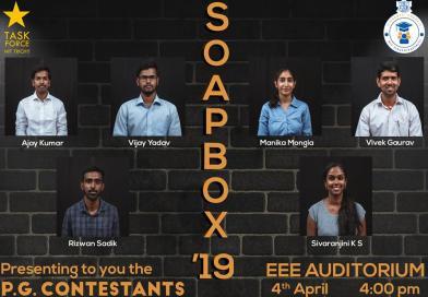 News: SoapBox 2019 – PG Candidates