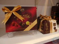 chocolate halal IFE (The International Food & Drink Event) 2017