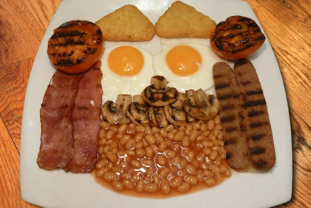 Hearty Halal Breakfasts in North London  Feed the Lion