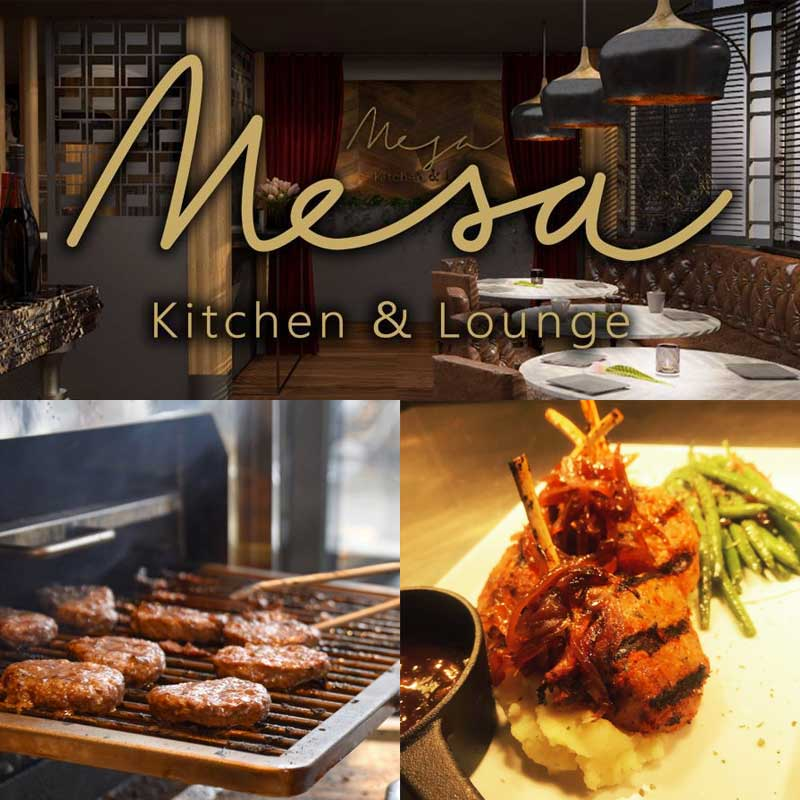 Mesa Kitchen Opens in Southgate for Lunch Today  Feed the