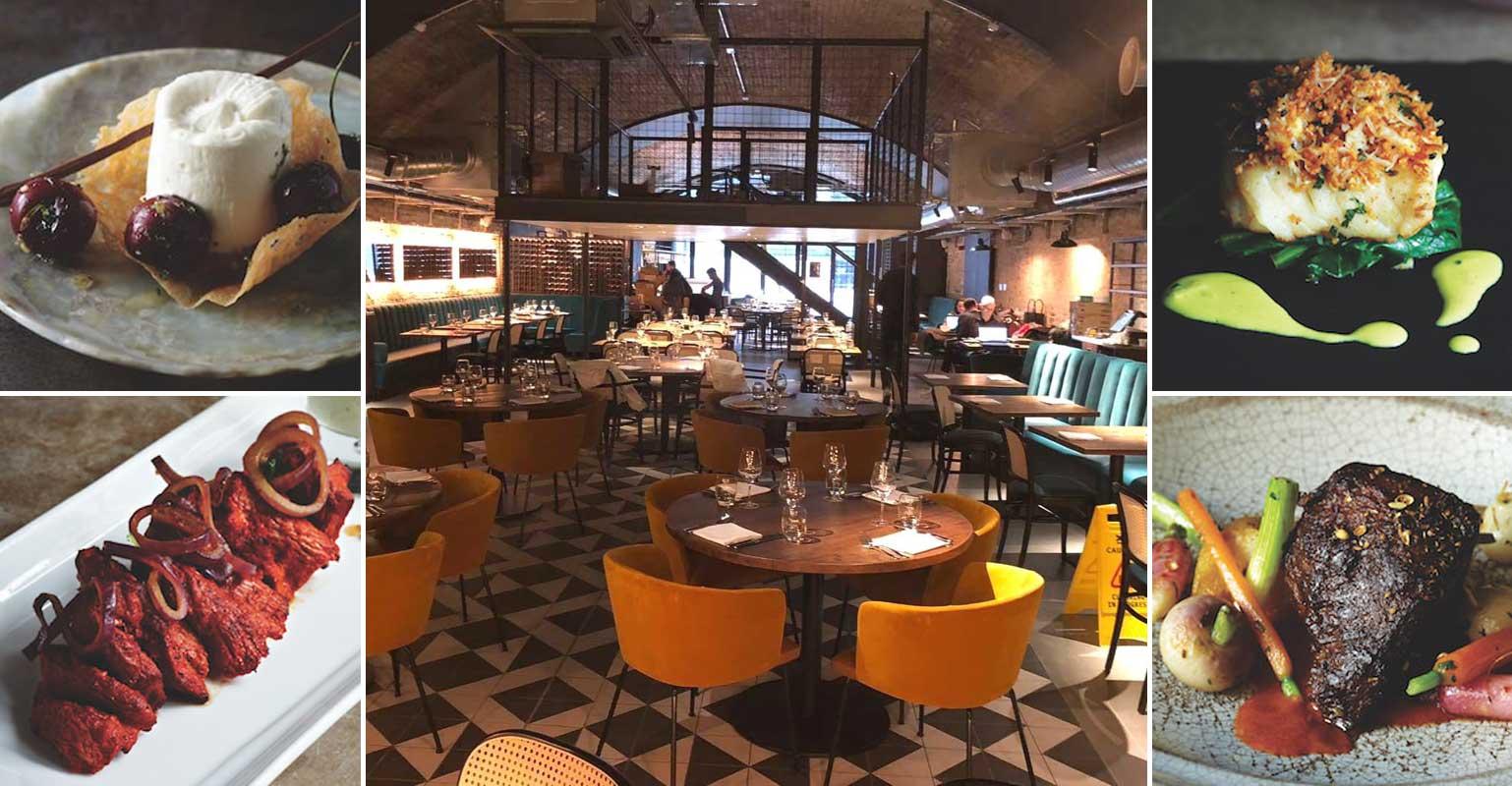 Cinnamon Kitchen Opens 12 March in Battersea Power Station