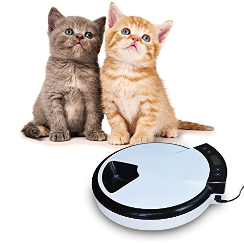 Gempet Automatic Pet Feeder Review
