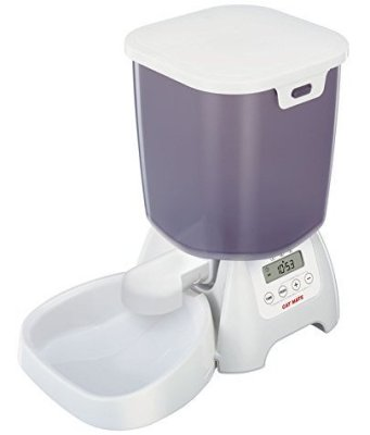 c3000 automatic pet feeder by cat mate image