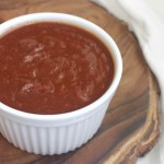 Slow Cooker Barbecue Sauce {Refined Sugar Free}