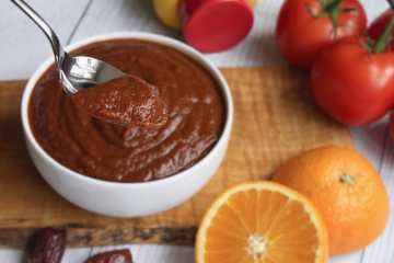 tessamae copycat whole30 BBQ sauce