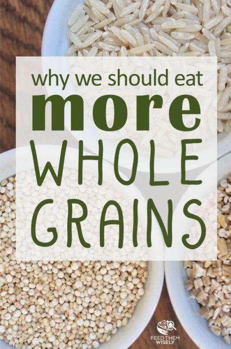 how many whole grains should I eat