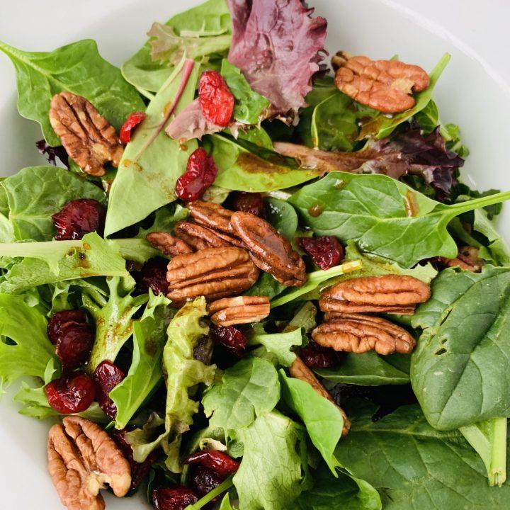 Balsamic Vinegar Salad Dressing (Viniagrette)