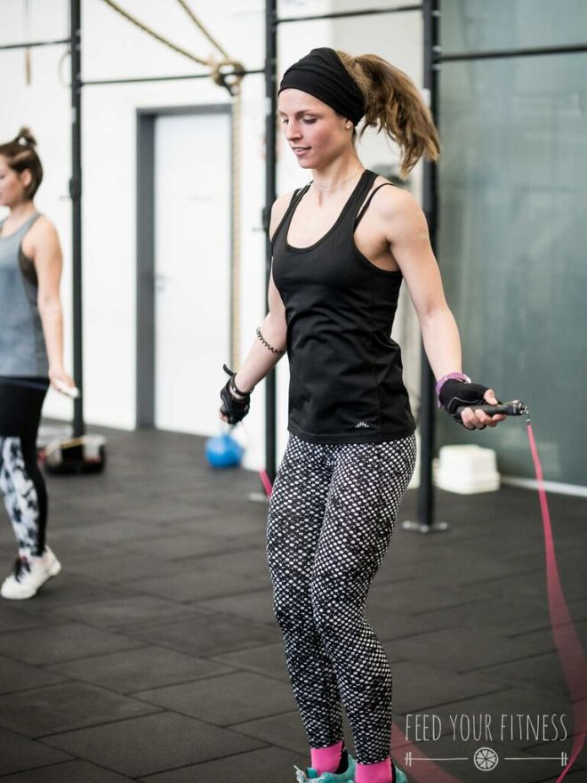 Valentinstag CrossFit Double Unders