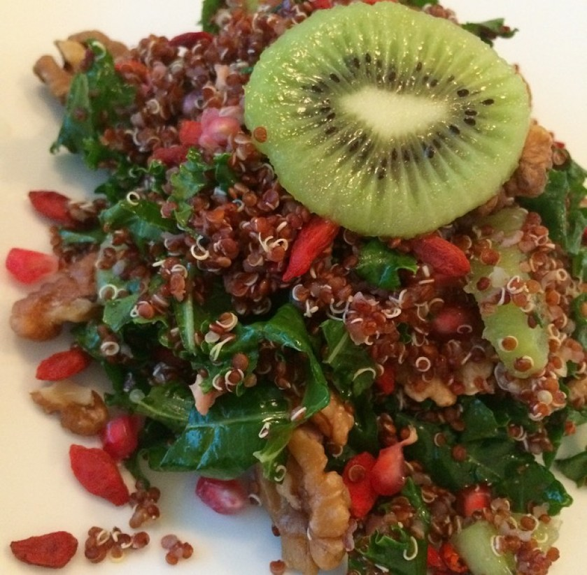 My Vegan Superfood Quinoa