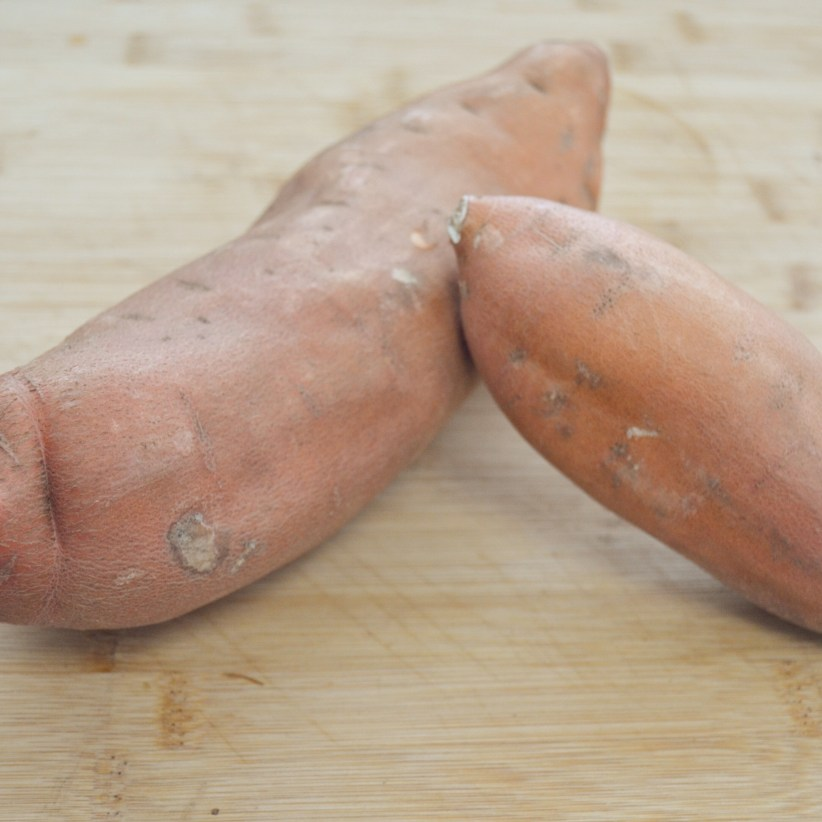 biggest sweet potato ever?