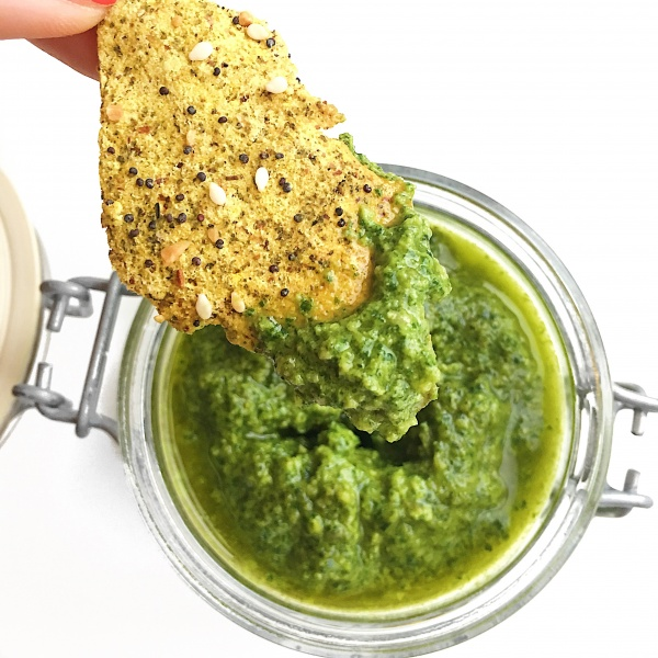 Nut Pulp Vegan Pesto