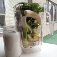 Fennel Apple Green Smoothie