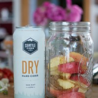Apple Madness Mixed Drink